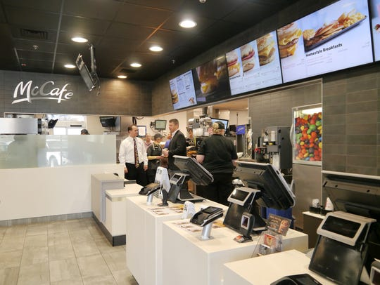 Self-ordering kiosks don't mean McDonald's is cutting