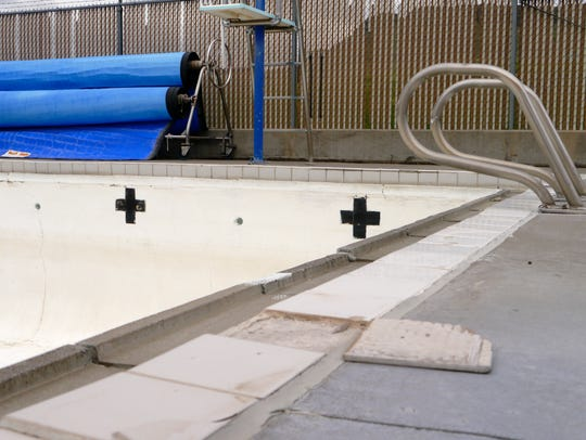 Planned renovations to the Cascade Swimming Pool include