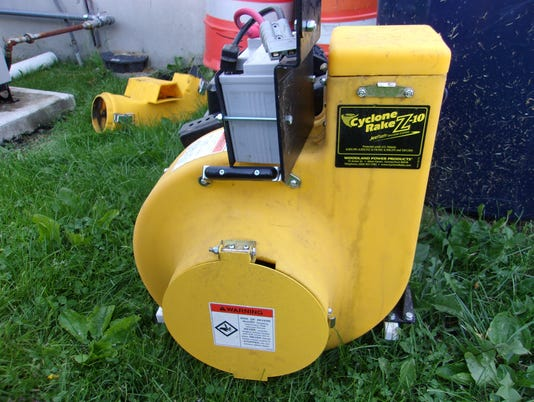 Putnam lawn equipment