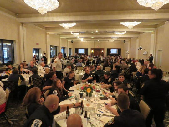 The 22nd annual Excellence in EMS Awards Celebration were heldon May 23.
