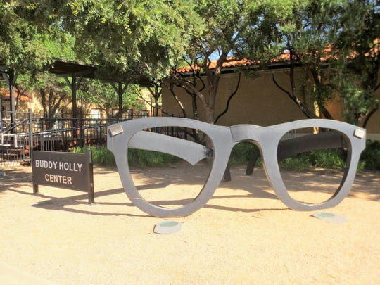 The Buddy Holly Center pays homage to Lubbock's native son.
