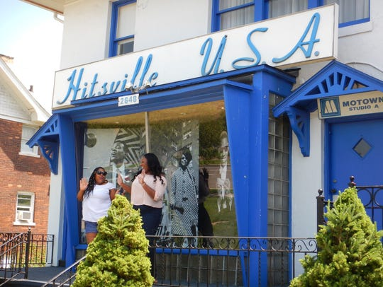Visitors to the Motown Museum often can't resist singing