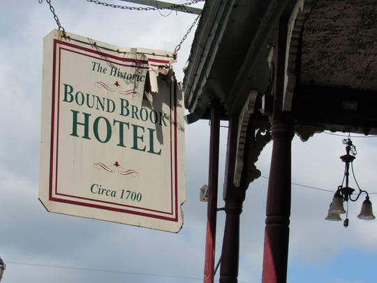 The Bound Brook Hotel will be demolished to make way