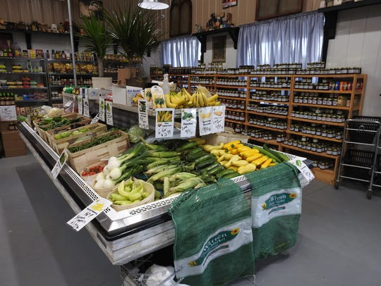 McKenna's Farm Market will feature Ohio grown produce