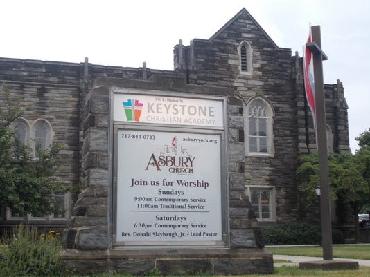 Keystone Christian Academy moves to new location