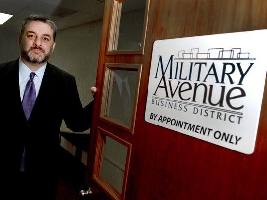 Photo 2 -- military avenue district