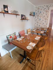 Heirloom in Lewes is located in a renovated Victorian house with a modern approach that dates back to 1899.