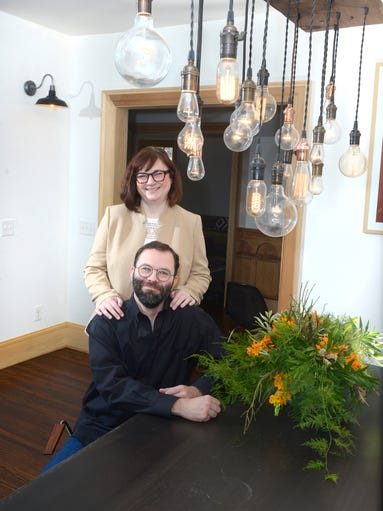 Amy Haimerl and her husband, Karl Kaebnick, wrote about