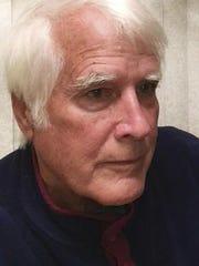 Firearms expert David Townshend