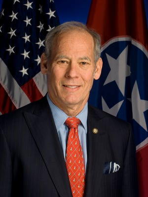 Justin P. Wilson is Tennessee comptroller of the treasury and former commissioner of the Tennessee Department of Environment and Conservation (1996-97).
