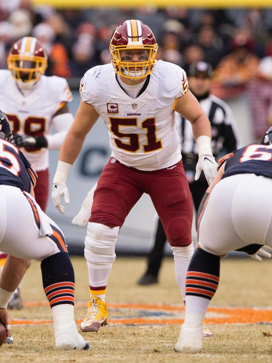 NFL: Washington Redskins at Chicago Bears