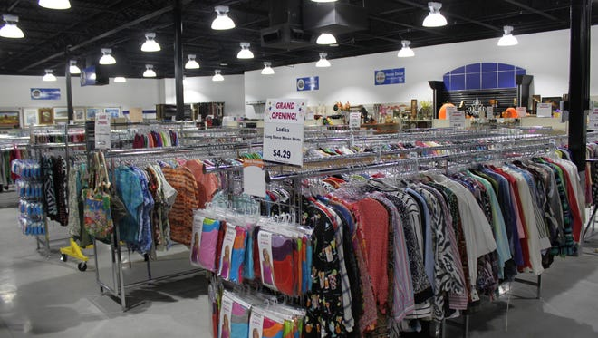 Of the 30 Goodwill locations in the region, the new store on Pine Island Road should rank among the best.