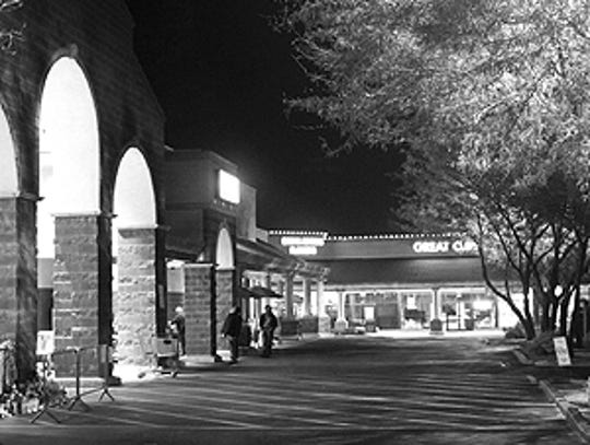 The Safeway where the mass shooting outside Tucson