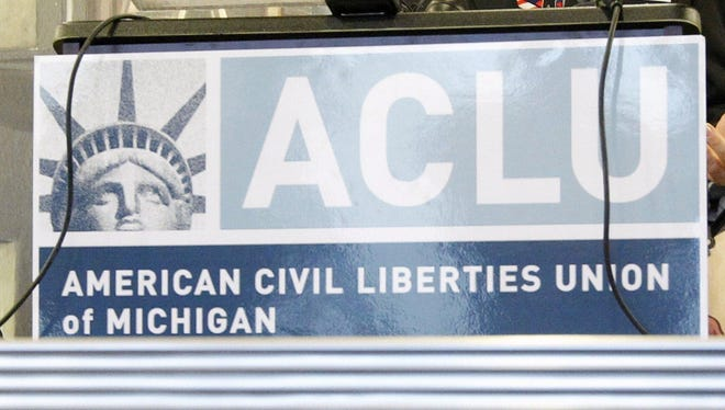 ACLU of Michigan announces its new mobile app called Mobile Justice MI and plans for a release on Wednesday.
