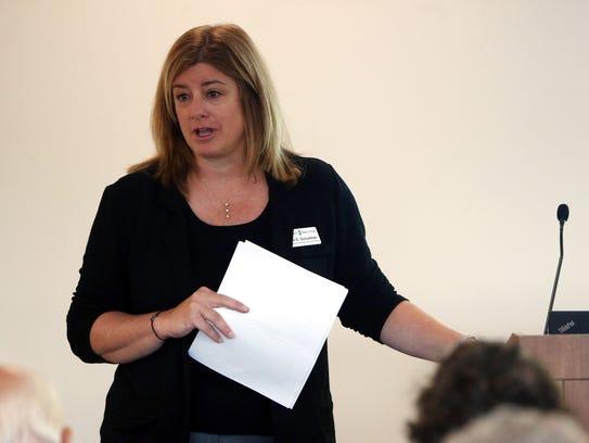 Julie Schuldner, Vice President, Development and Communications