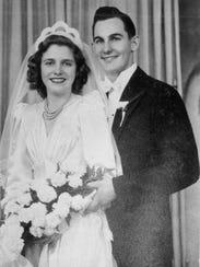 Joseph and Lottie Goodman of Mt. Wolf, PA, celebrated