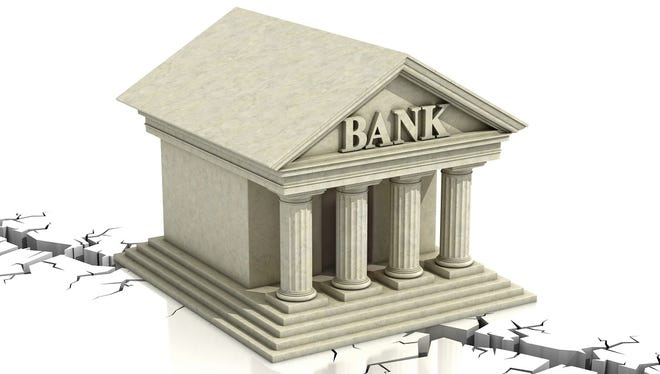 Bank woes are back