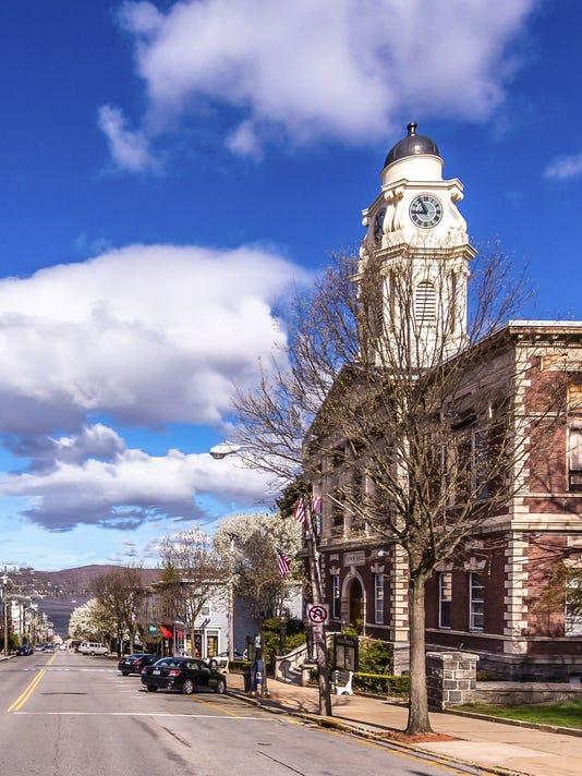Irvington landmarks
