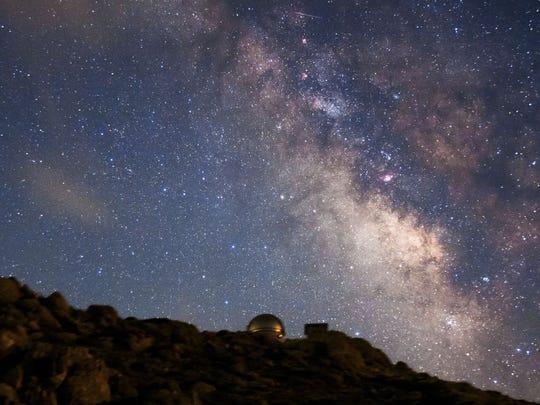 Learn about the night sky above Salem at the Chemeketa Community College Planetarium on Fridays through June 8.