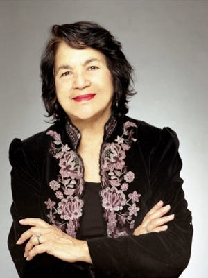 Dolores Huerta, a labor activist who has spent decades fighting for the rights of farm workers, will deliver a keynote address at the Coachella Valley Harvey milk Diversity Breakfast on May 20.