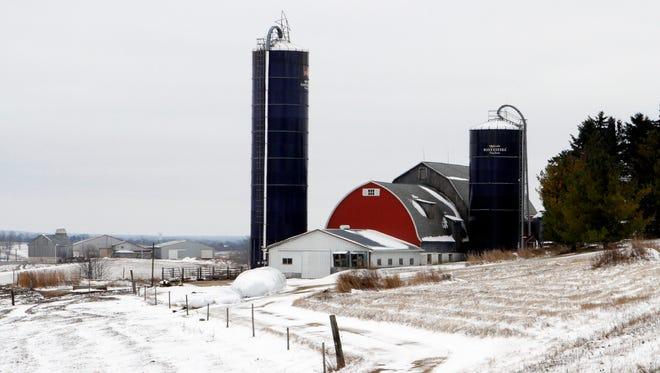 While southern Wisconsin saw light snows that melted quickly, northern portions of the state remained buried under thick drifts last week.