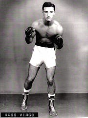 Ross Virgo became a professional boxer in 1948 and lost only twice in 28 bouts before retiring at age 22. He was also well known as owner of the popular Dickens Restaurant on University Avenue