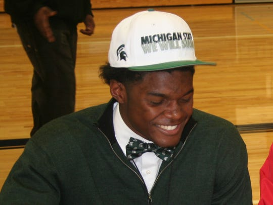 Here's a look at Michigan State's 2016 recruiting class, starting with Brandon Randle, a three-star linebacker from Battle Creek Central.
