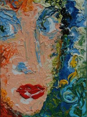 """Seeing Myself"" by Alla Annopolsky"