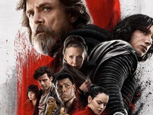 Review: 'The Last Jedi' an epic 'Star Wars' blockbuster