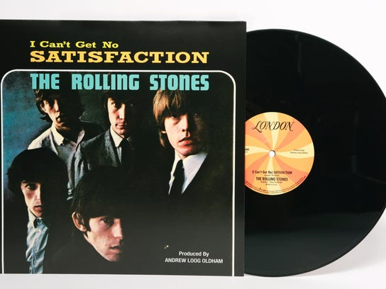 """""""(I Can't Get No) Satisfaction"""" was a No. 1 hit 50"""