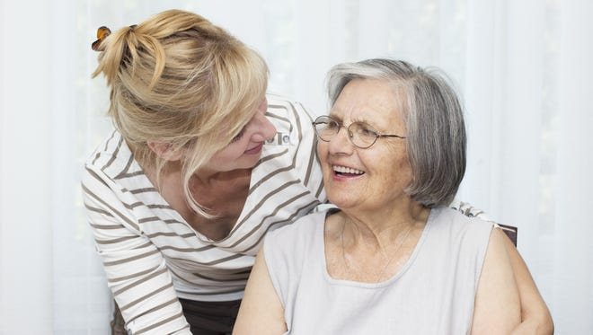 Assisting aging adult