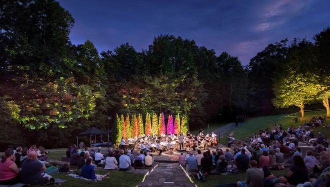 The final Summer Lights programs at the NC Arboretum are Aug. 3-4.