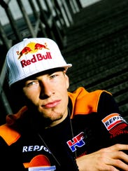 Nicky Hayden in 2007