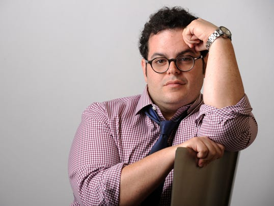 Columnist Josh Gad voices Olaf in  Frozen   Photo  Robert Hanashiro    Josh Gad Olaf
