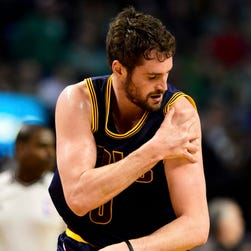 What does Kevin Love's injury mean for the Cavs?