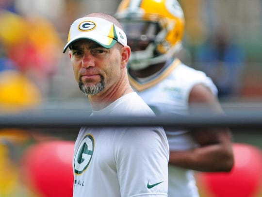 Former Green Bay Packers strength and conditioning coordinator Mark Lovat has shifted into an assistant role.