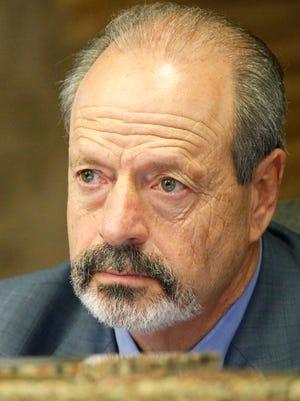 El Paso Mayor Oscar Leeser