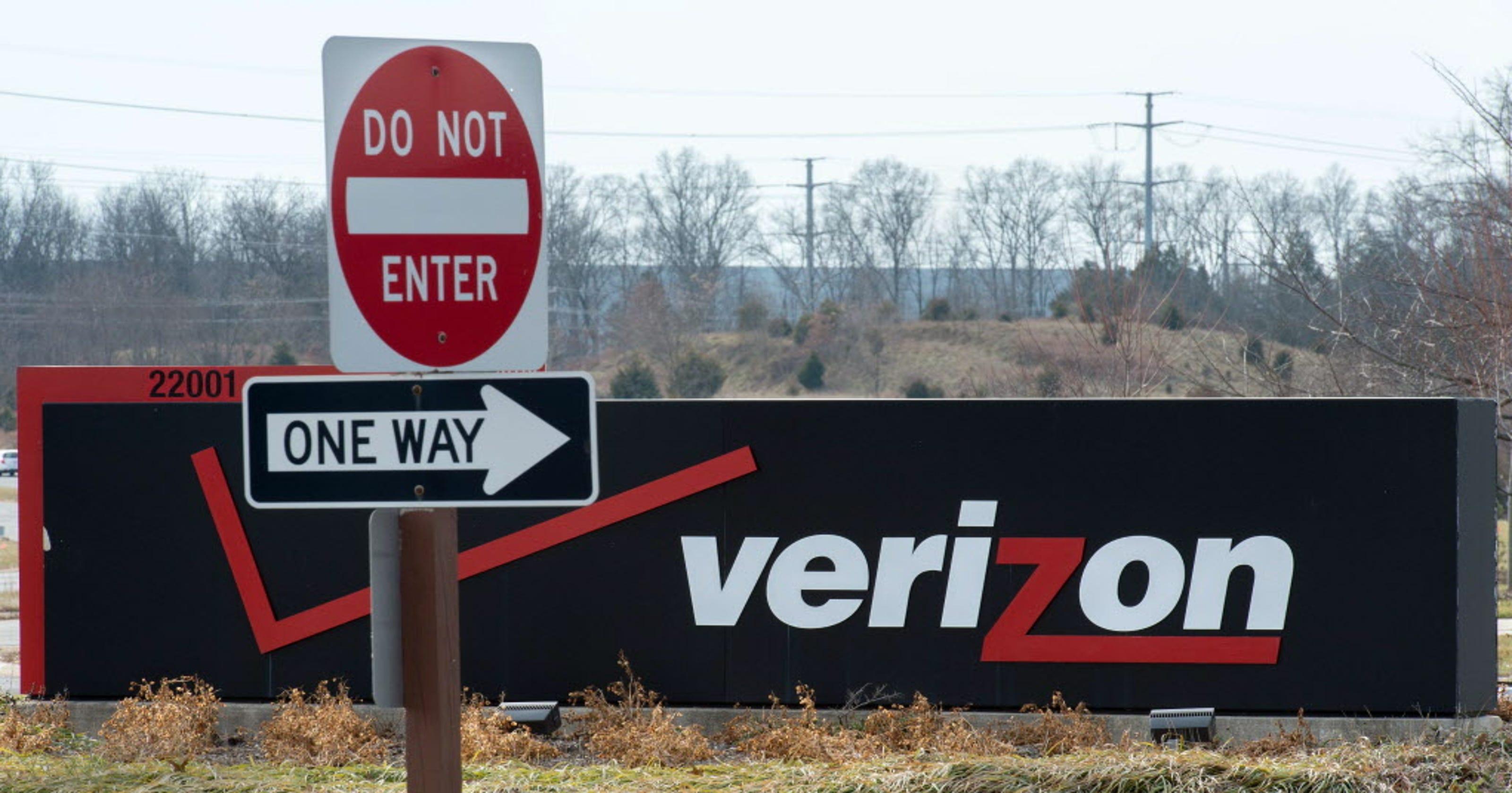 Verizon password pains go unexplained