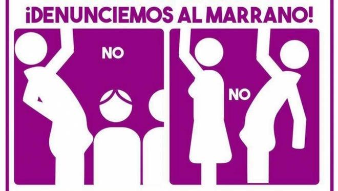 Part of a flyer from Inclusión México.