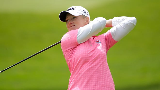 Stacy Lewis is in search of her first victory since August.