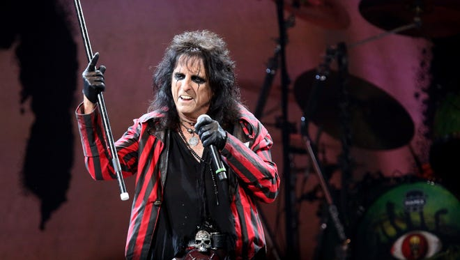 Alice Cooper will perform in Elmira on Sept. 26.