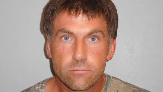 Doug Nitek, 43, is a suspect in fatal shooting of a Rusk County Sheriff's deputy.