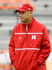 Former Oregon State head coach Mike Riley is on the