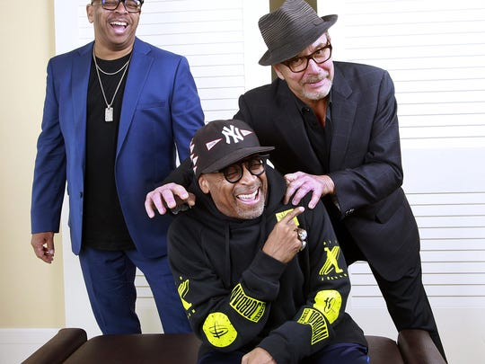 For Spike Lee and his two longtime collaborators, 'BlacKkKlansman' Oscar nods hold extra meaning