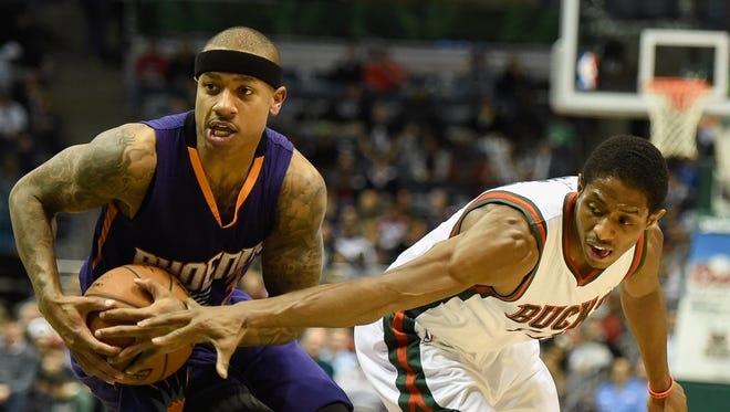 A preview of the Suns' game against Boston, which marks Brandon Knight's first Suns start and Isaiah Thomas' return.