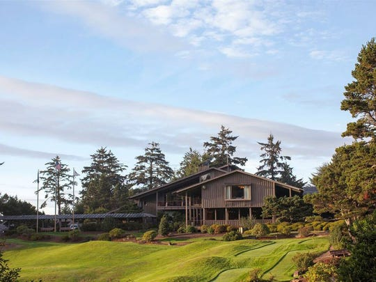 The Salishan offers a quiet coastal getaway with easy access to Lincoln City and other coastal destinations.