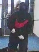 Authorities said in 2014 that this image showed one of four men involved in a bank robbery on Odell Avenue in Yonkers a year earlier, in October 2013. On Monday, they made the first arrest in the case.