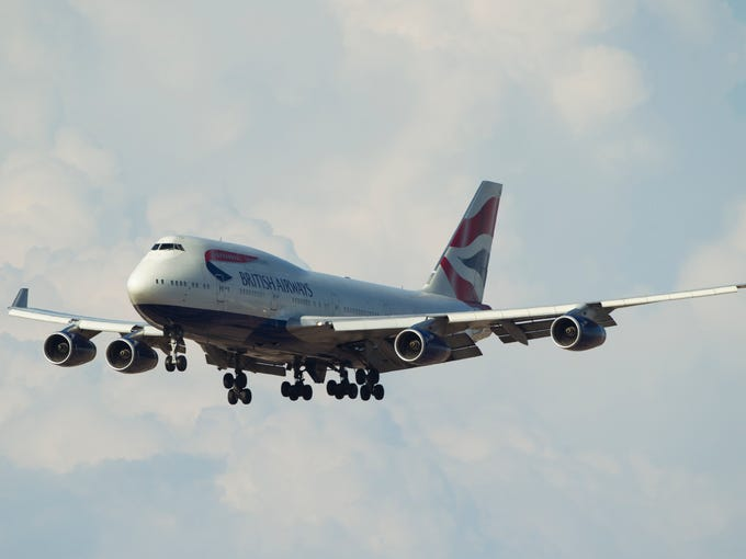 Nearly two decades after its inaugural flight, British