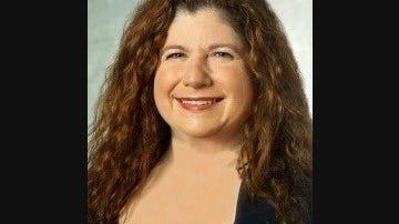 Sharon School Committee Chairwoman Judy Crosby