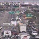 I-10 East reopens after crash near Copia